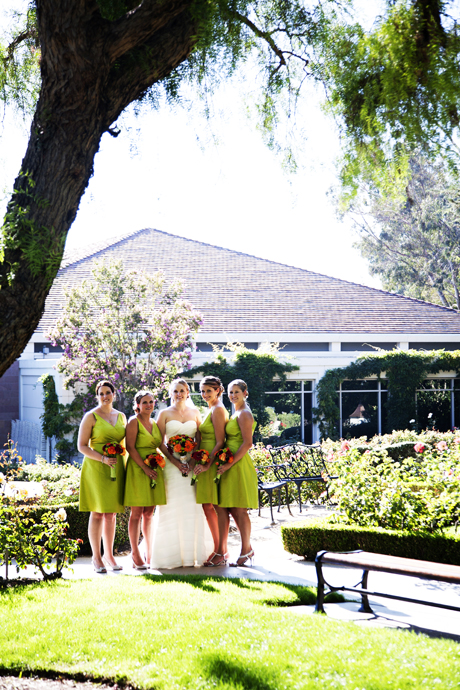 Richard Nixon LIbrary Wedding