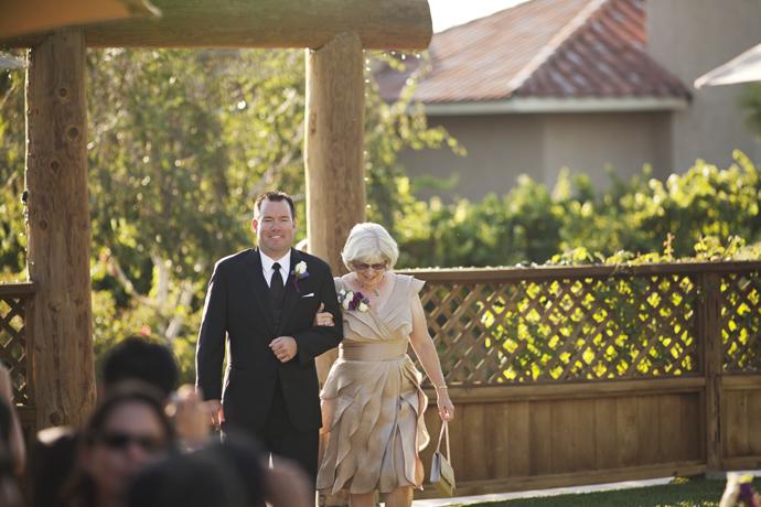 South Coast Winery Wedding Ceremony