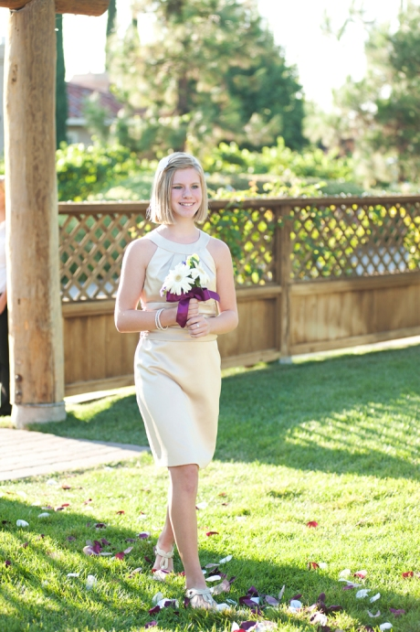 South Coast Winery Wedding Ceremony
