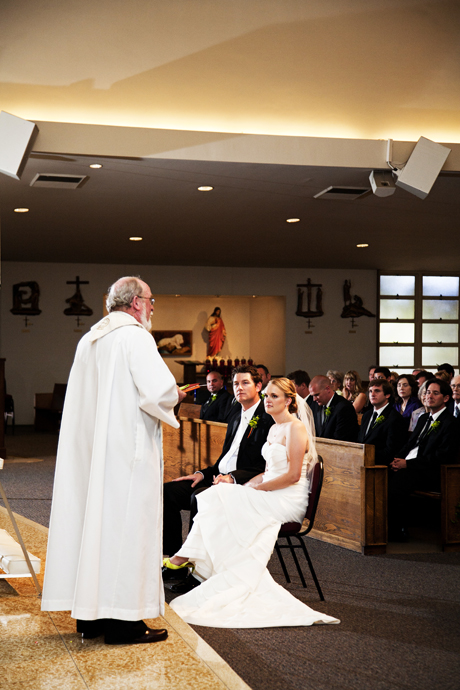 St. Cornelius Wedding Ceremony