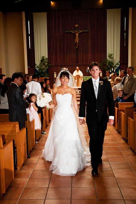 St. Nicholas Catholic Church Wedding