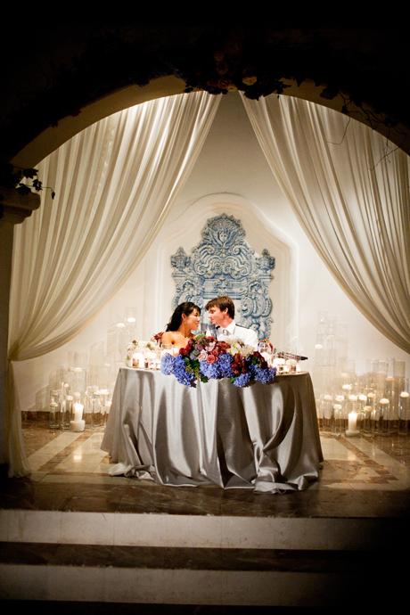 Wedding Reception at Rancho Las Lomas