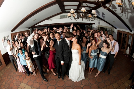 Rancho Las Lomas Wedding Reception