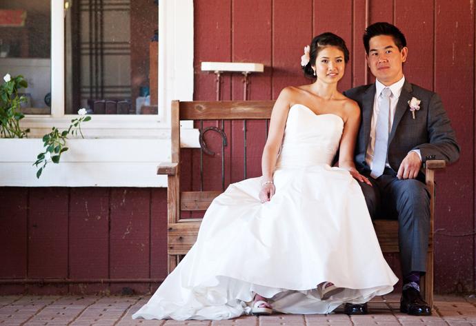 Huntington Beach Equestrian Center Wedding