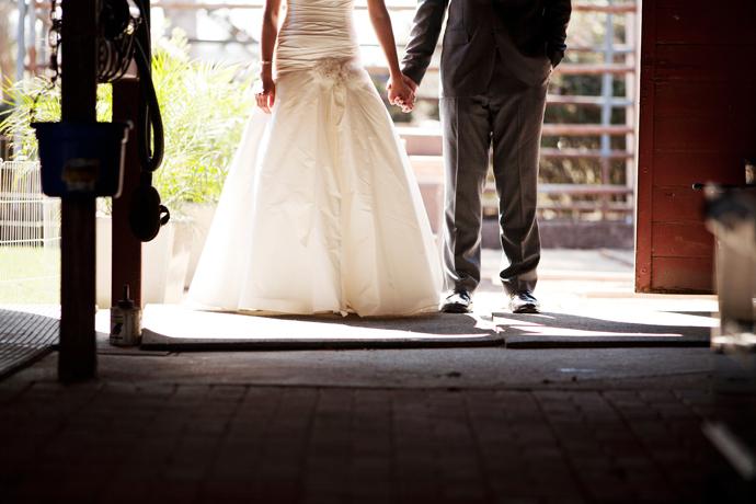 Equestrian Center Wedding