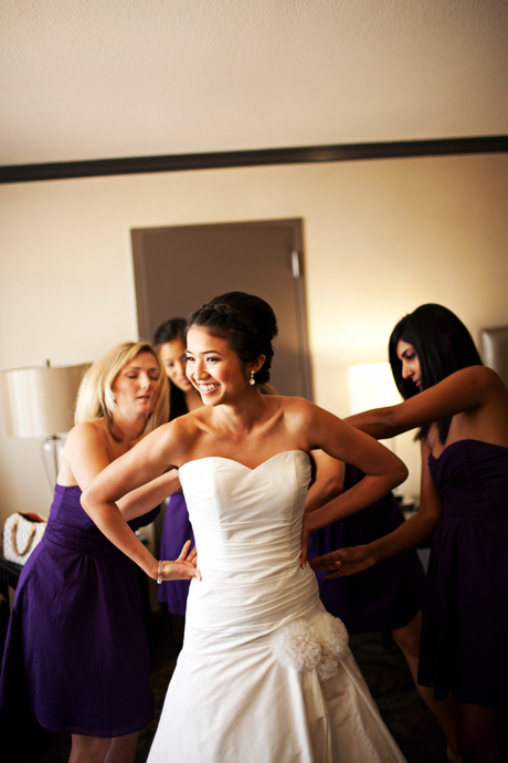 Hanford Hotel Wedding