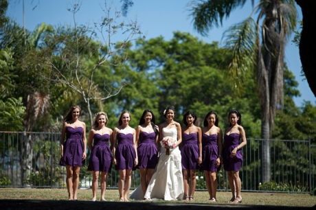 Huntington Beach Library Wedding