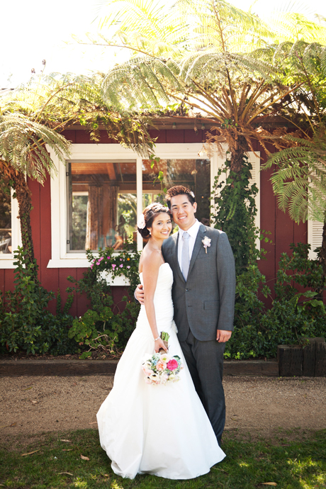 Huntington Beach Equestrian Center Wedding