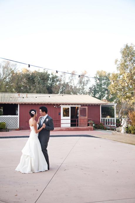 Red Horse Barn Wedding Reception