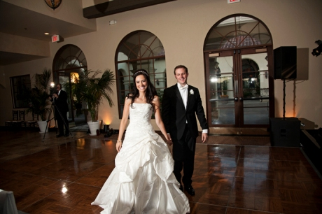 Talega Golf Club Wedding