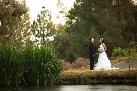 La Canda Flintridge Country Club Wedding