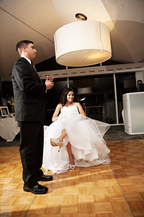 Wedding Reception at La Canada Country Club