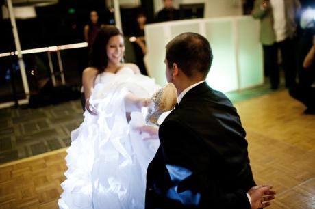 La Canada Flintridge Country Club Wedding Reception