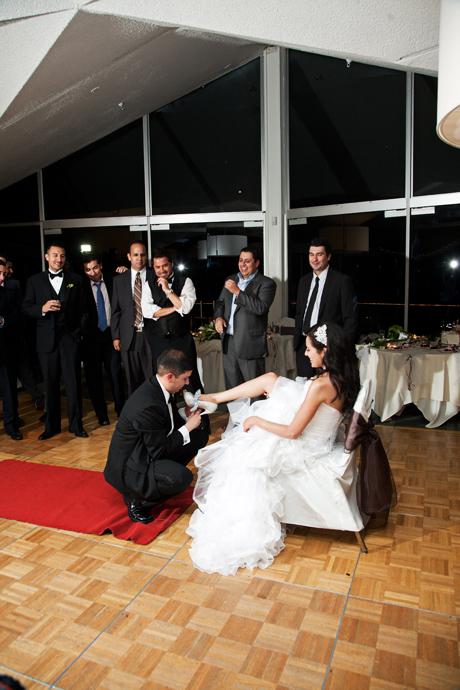 La Canada Flintridge Wedding Reception