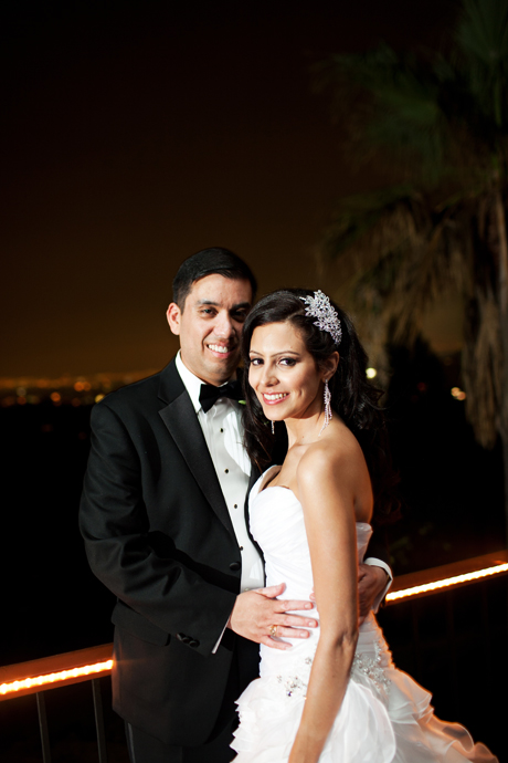 La Canada Flintridge Country Club Wedding