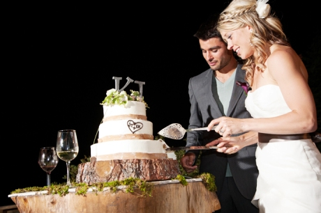 Tunnel Creek Lodge Wedding Reception