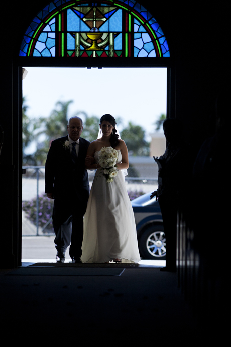 Santa Clara Chapel Wedding