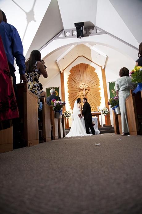 Cabrillo pavilion arts center wedding santa barbara - Carpinteria santa clara ...