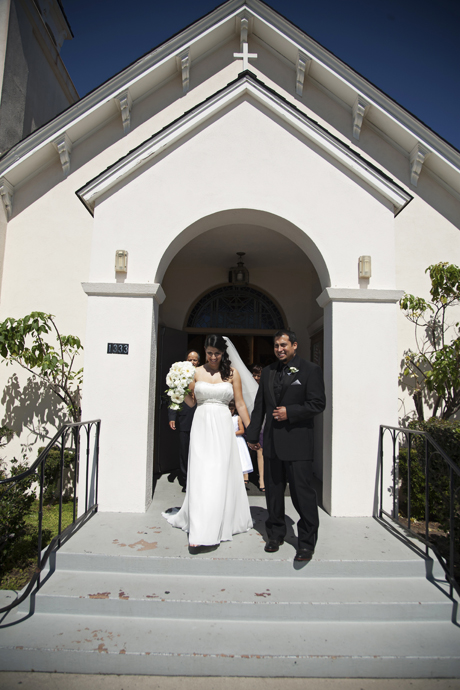 Santa Clara Wedding Chapel Wedding