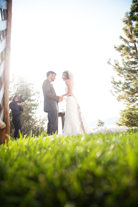 Tunnel Creek Lodge Wedding
