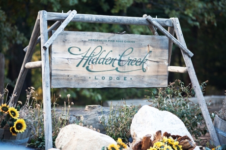 Hidden Creek Lodge Wedding