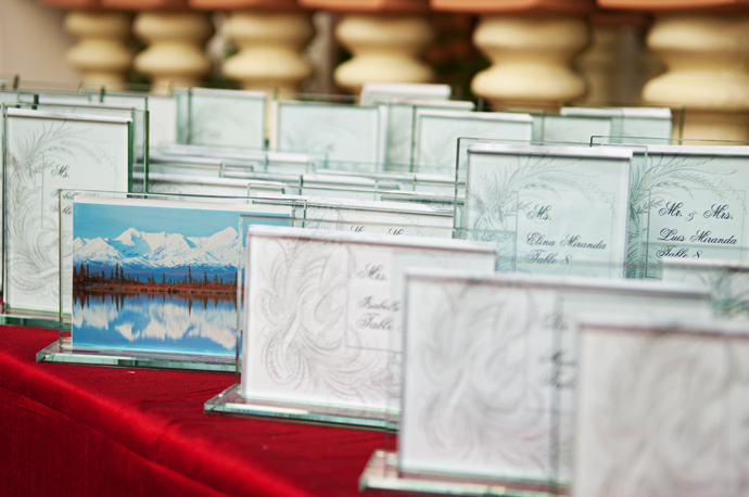 Rancho Las Lomas Wedding Details