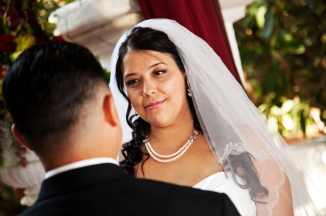 Rancho Las Lomas Wedding Ceremony