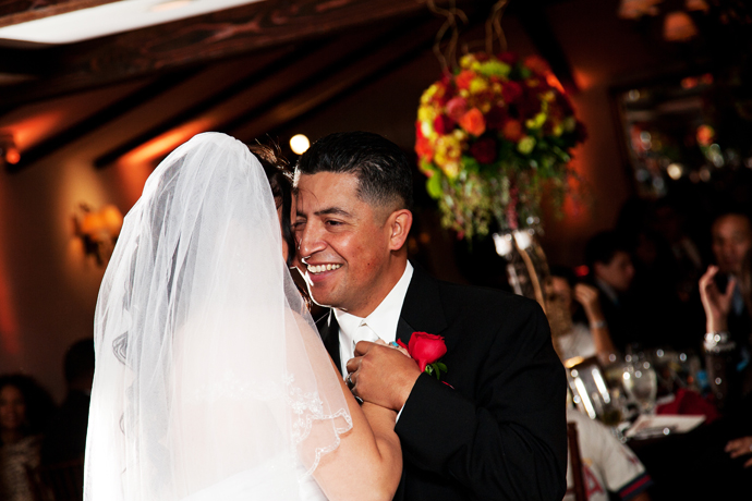 Rancho Las Lomas Wedding Reception