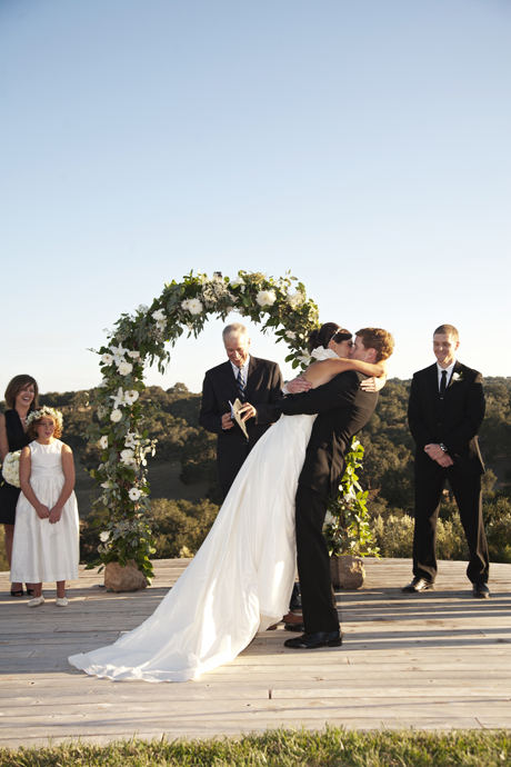 Zaca Creek Ranch Wedding Ceremony