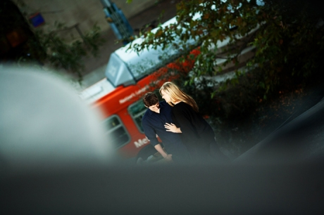Engagement Pictures Downtown Los Angeles