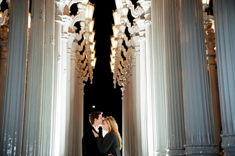 LACMA Engagement Pictures