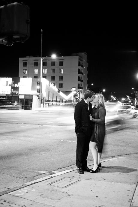 Engagement Pictures LACMA