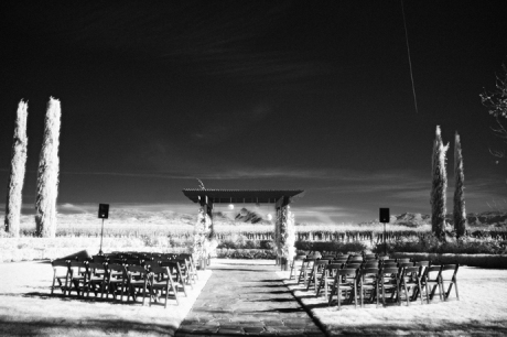 Infrared Wedding Photograhy