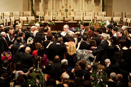Pasadena All Saints Church Wedding