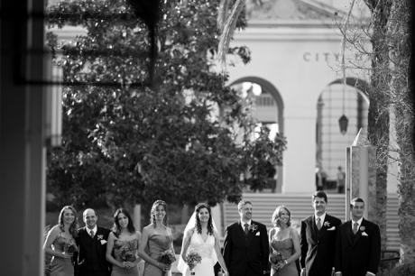 Pasadena City Hall Wedding Pictures