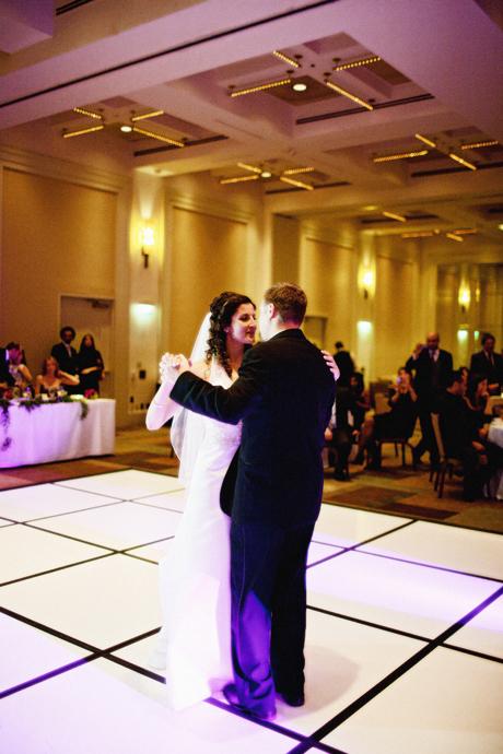 Pasadena Westin Wedding
