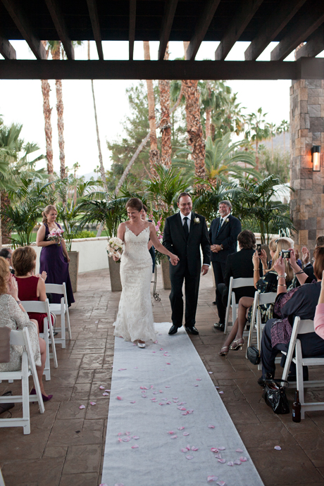 Rancho Las Palmas Wedding