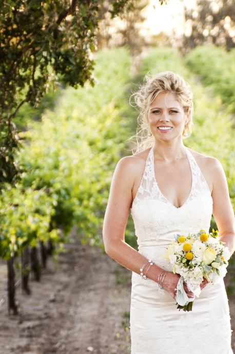 Robert Hall Winery Wedding