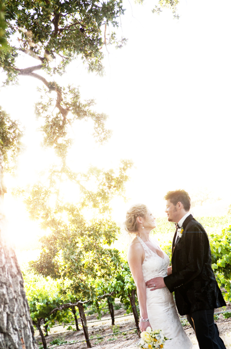 Vineyard Wedding San Luis Obispo