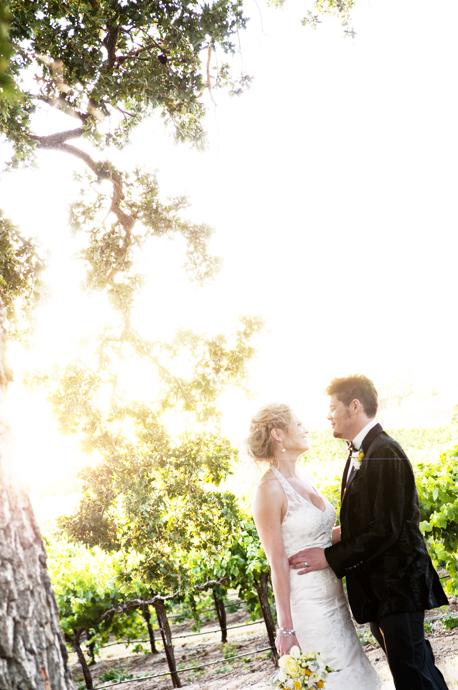 Vineyard Wedding San Luis Obispo