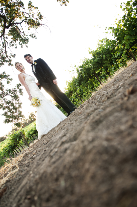 Vineyard Wedding in San Luis Obispo