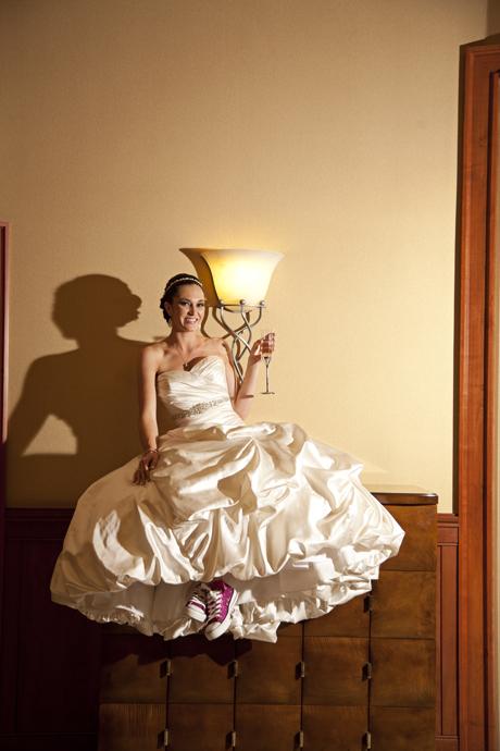 Liberty Station Marriott Wedding