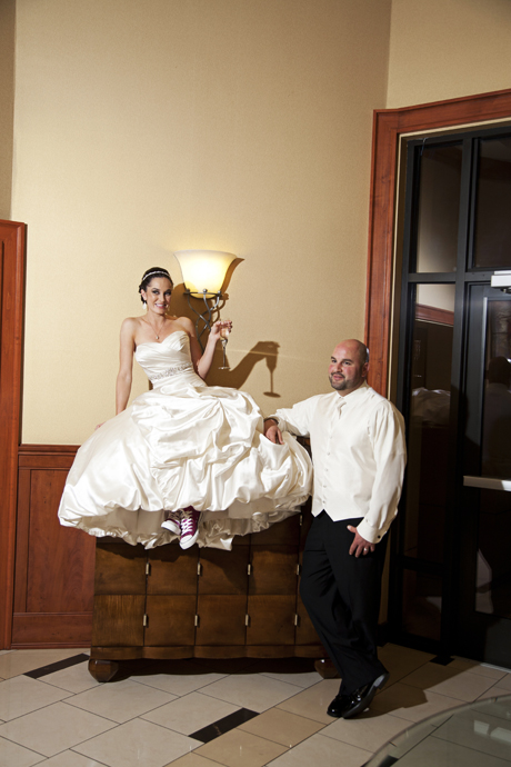 Marriott Liberty Station Wedding