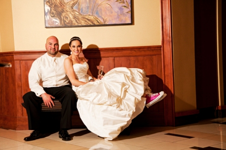 Marriott Libery Station Wedding