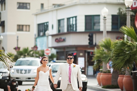Balboa Fun Zone Wedding