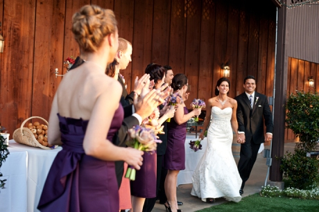 Falkner Vineyard Wedding