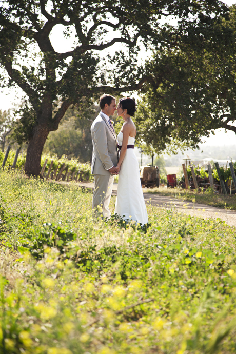Gainey Vineyard Wedding