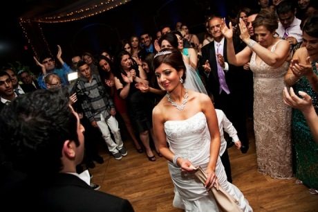 Pacific Hills Banquet Center Wedding Reception