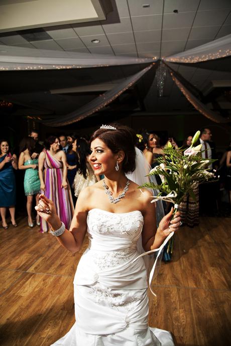 Pacific Hills Banquet Center Wedding