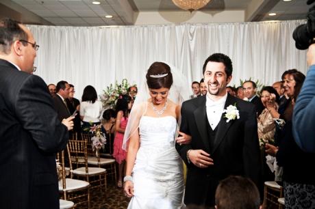 Pacific Hills Banquet Center Wedding Ceremony